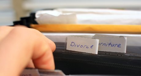 Selling your home when getting divorced