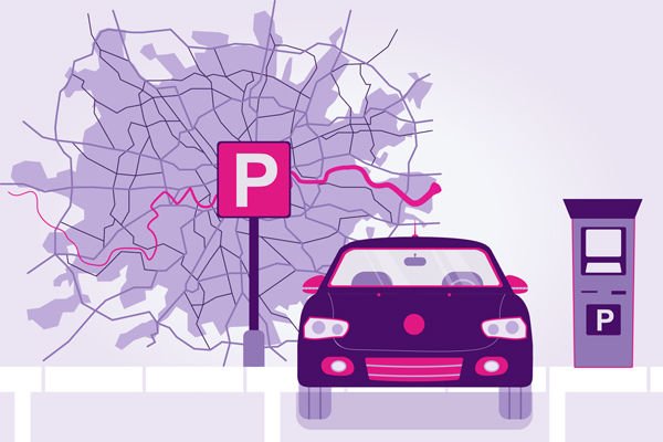 How to apply for a temporary parking permit in London