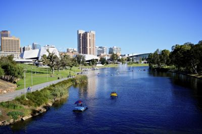 Moving to Adelaide Australia