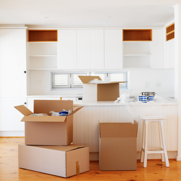You're moving house – should you use self storage?