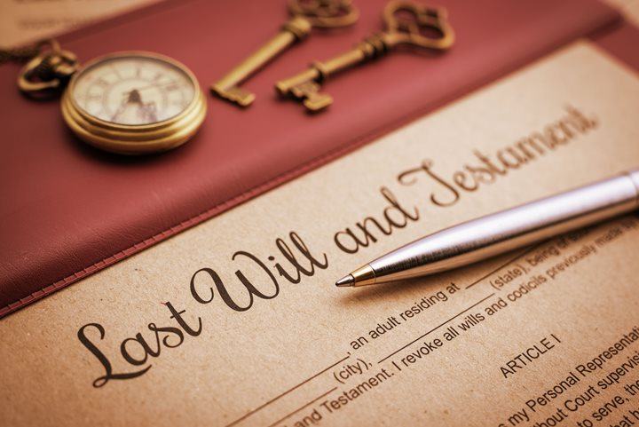 Do I need a will after buying a house?