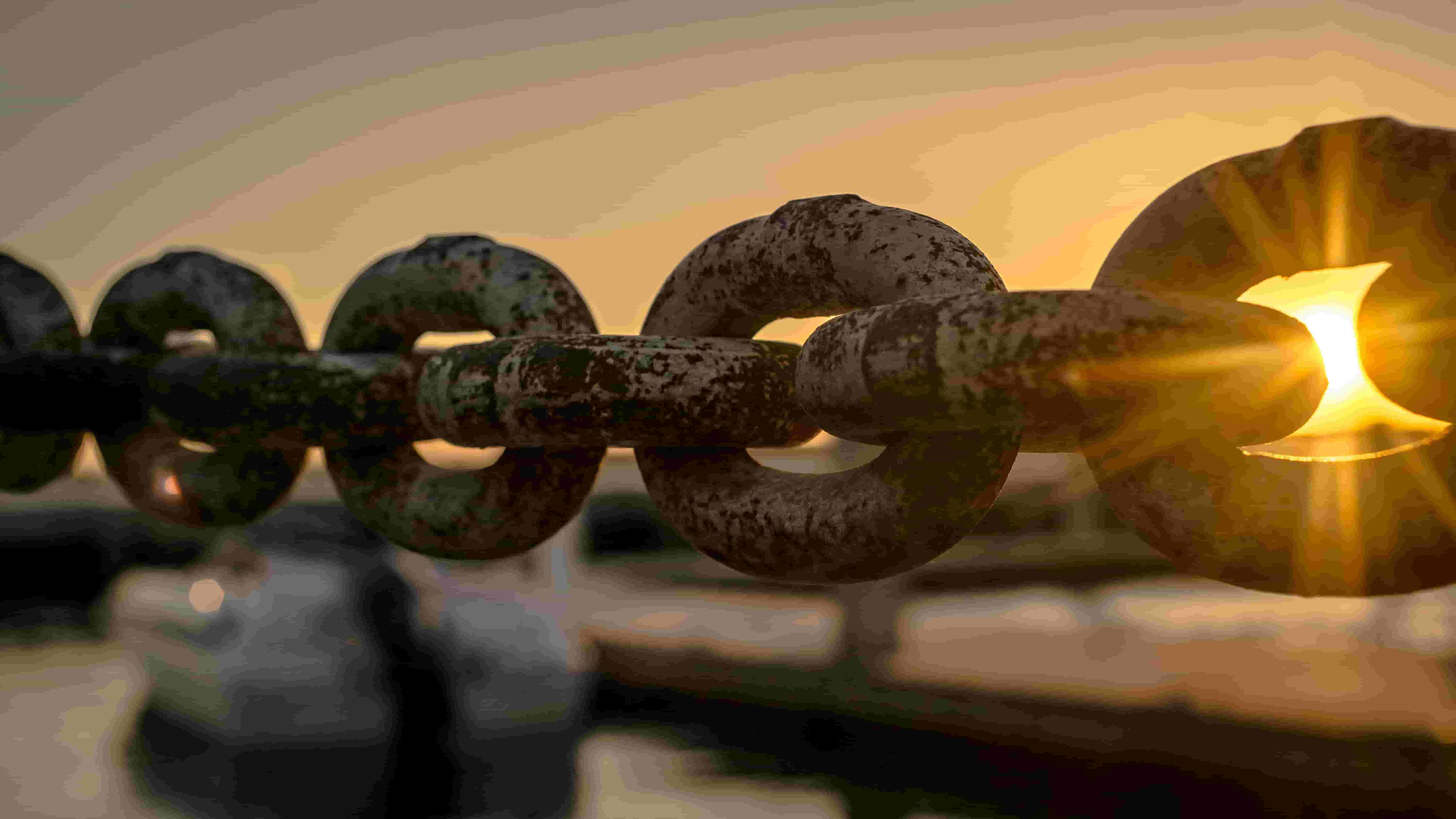 What is a property chain and how do I break it?