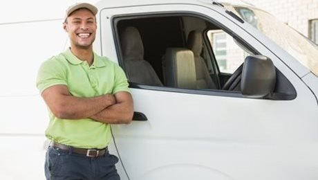 Top tips for hiring a man with a van