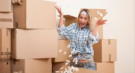 How to get rid of your boxes after moving house